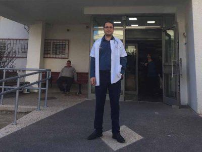 """""""זה כבוד גדול"""": ד""""ר אדהם יחיא, מנהל מרפאת כללית מגדל העמק, נבחר ל""""רופא של המדינה"""""""