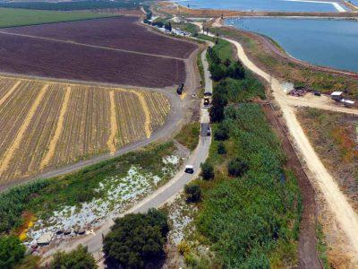 מי דואג לטפח את השטחים הפתוחים ומרחבי הנחל שלנו?