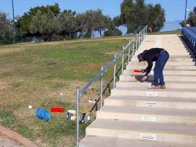 עפולה: נערכים ליום שאחרי: מנגישים את הפארק העירוני