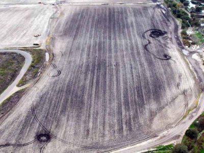 מגידו: קנסות כבדים לרוכבי טרקטורונים ושטח על שדות חקלאים