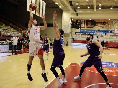 הליגה הבלקנית: גלבוע/גליל העפילה לשלב הבא- ניצחה את נהריה