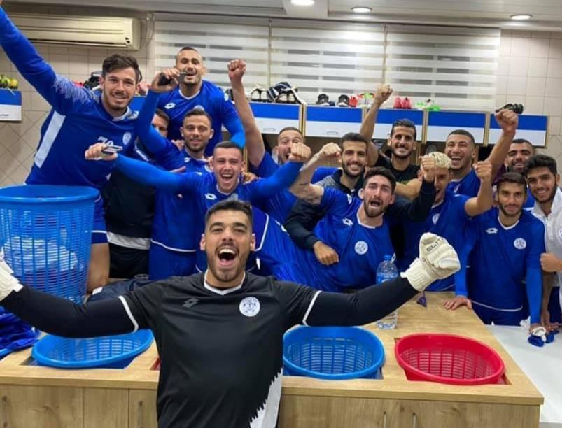 חמסה, חמסה: ניצחון חמישי ברציפות לעפולה באצטדיון