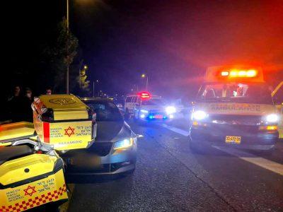 סמוך למגדל העמק: בן 60 נפגע ונהרג מפגיעת רכב