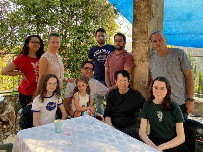 כאן זה בית: איחוד משפחות מרגש בצל הקורונה בעפולה