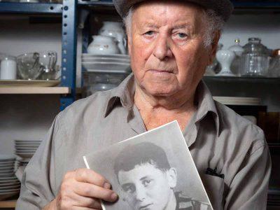 מעפולה לברלין: הניצחון המרגש של ניצול השואה אריה גולדנברג