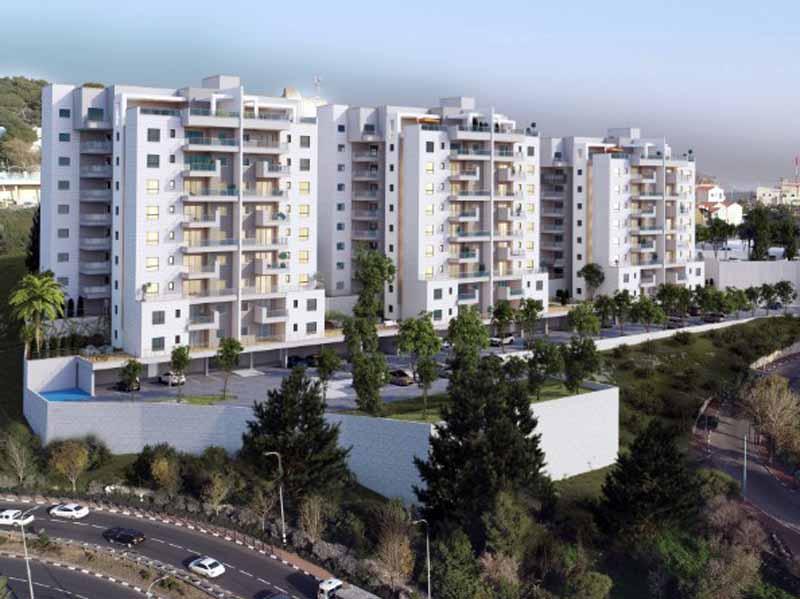 נוף הגליל: בקרוב אלף חמש מאות דירות חדשות בעיר