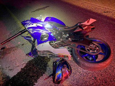 כפר כמא: רוכב אופנוע נפצע קשה
