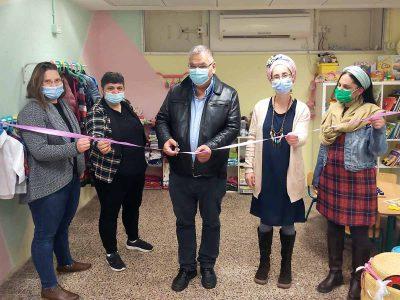 מגדל העמק: נחנכה חנות חברתית לילדים בעיר
