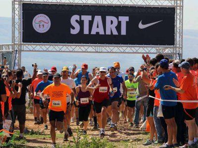 עמק יזרעאל: מרוץ השליחים 'הר לעמק' 2021- יתקיים באביב
