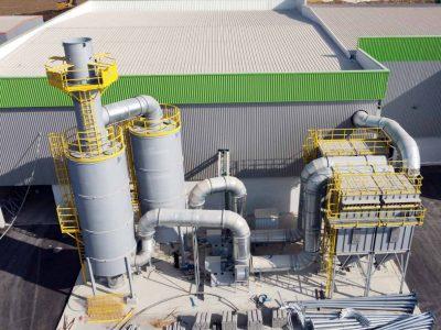 בהשקעה של כ- 125 מיליון שקל: מפעל המחזור הגדול ביותר באזור הצפון נחנך בעפולה