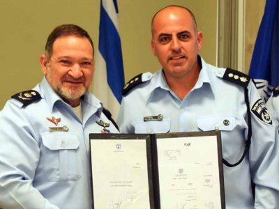 אלי לוי מונה רשמית לתפקיד דובר משטרת ישראל