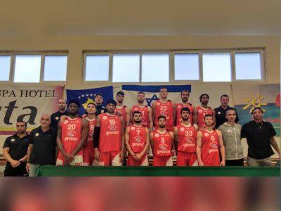 כבר לא מושלמת: גלבוע/גליל הפסידה בבולגריה אך הבטיחה את ראשות הבית לקראת הפיינל-4