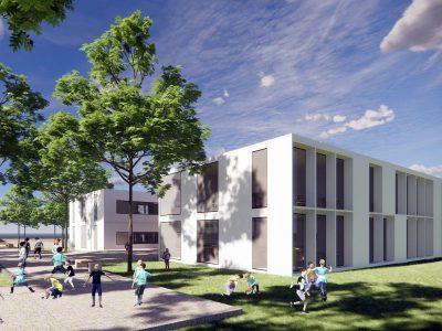 עפולה: אושרה התכנית האדריכלית של בית ספר אלומות החדש