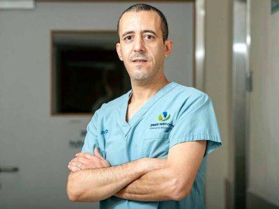לתפארת מדינת ישראל: מדליק משואה מהמרכז הרפואי העמק בעפולה