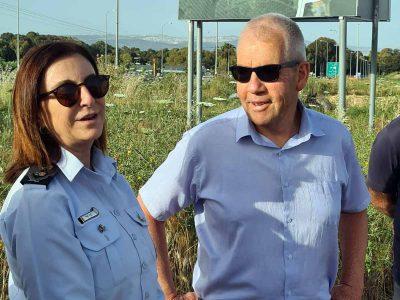 במגידו פועלים לקידום הקמת אשכול הכליאה והשיקום החדש