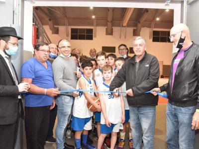 חג בעדי: נחנך אולם ספורט חדש שישמש את כל קהילת היישוב