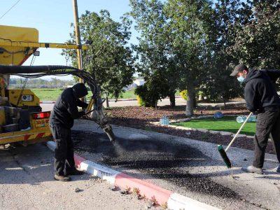 טכנולוגיה חדשה: מפגעי בטיחות בכבישי הגלבוע מטופלים תוך דקות ספורות
