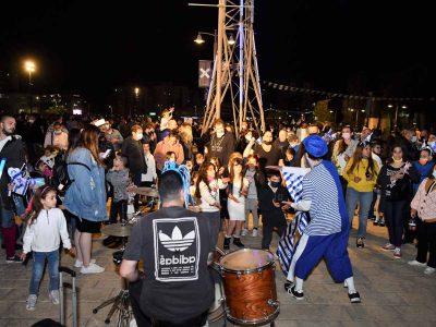 עפולה: למעלה מ-25 אלף תושבים השתתפו באירועי העצמאות