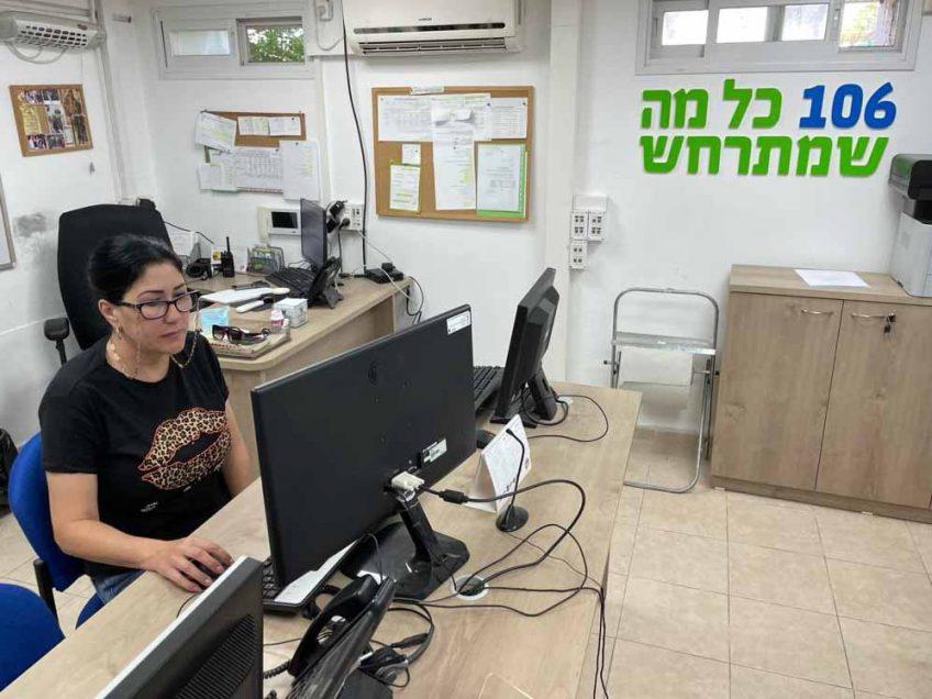 מגדל העמק: תושייתה של נציגת שירות במוקד העירוני הצילה חיים
