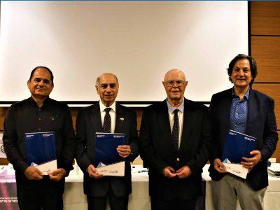 מעורב ים תיכוני: נחתם הסכם שיתוף פעולה בין הוועדים הפראלימפיים של ישראל, יוון וקפריסין