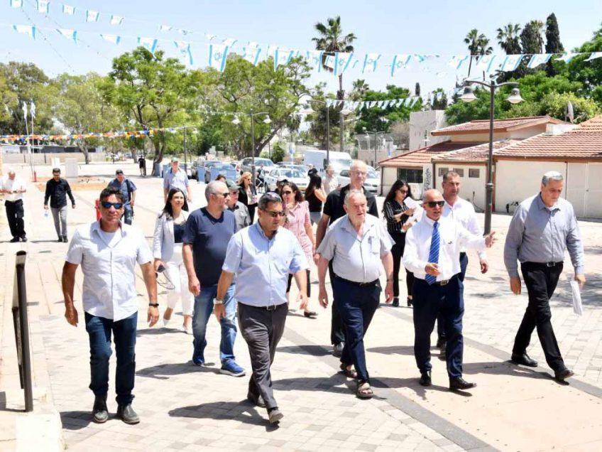 """עפולה: יצא לדרך מיזם אימוץ אנדרטאות ואתרי הנצחה של קק""""ל ומשרד הביטחון"""