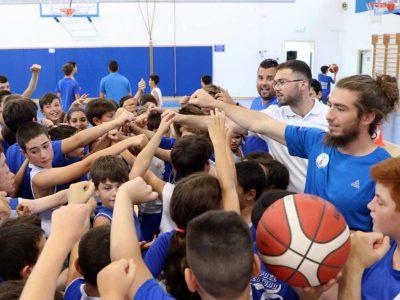 """מגידו: מחלקת הכדורסל של המוא""""ז מסיימת עונה גדולה"""