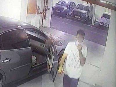 נצרת: נתפס חשוד בפריצה לכלי רכב בעיר