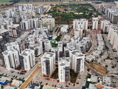 עפולה בעשיריית הערים המבוקשות בישראל אחרי הקורונה
