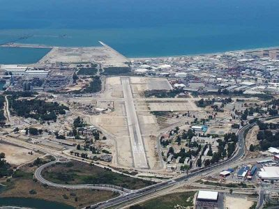 """""""ניתן להקים בחיפה שדה תעופה בינלאומי אזורי שישרת את תושבי הצפון"""""""