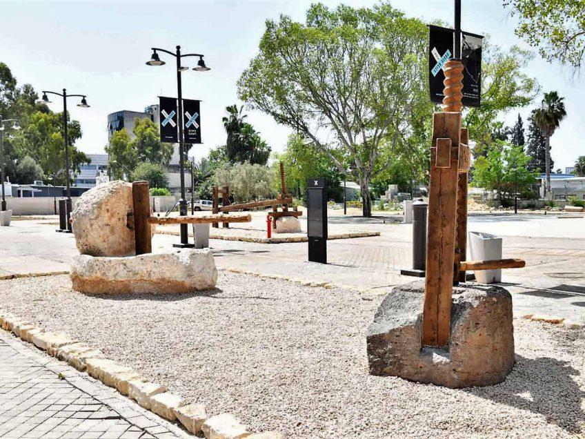 עפולה: הוקמה תערוכה חקלאית בלב העיר