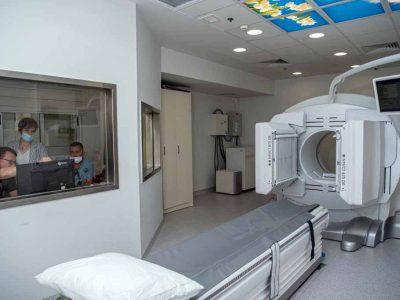 חדש במרכז הרפואי העמק: מכשיר הדמייה היברידי