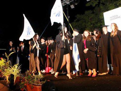 מסיבת סיום מרגשת לתלמידי שכבת יב' של ויצו ניר העמק