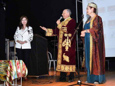 עפולה: משמרים את התרבויות של יוצאי חבר העמים