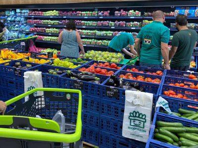 """מותג הפירות והירקות שוקיט מגיע למתחם הקניות """"מול התבור"""""""