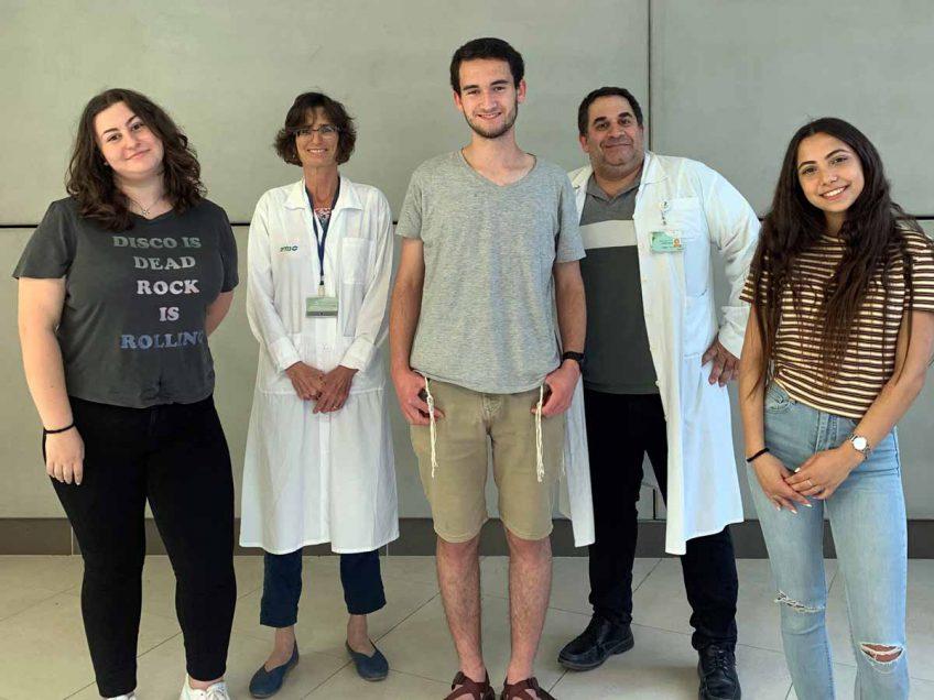 הדור הבא של החוקרים ייצא מהמרכז הרפואי העמק