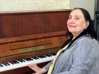 פסנתרנית בנשמה