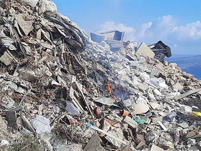 המשטרה הירוקה של המשרד להגנת סביבה פשטה על שלושה אתרים פיראטיים באזור