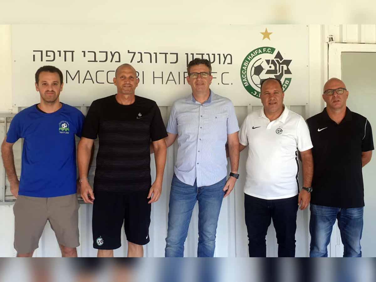 עמק יזרעאל: לראשונה, קבוצת כדורגל תחרותית של המועצה
