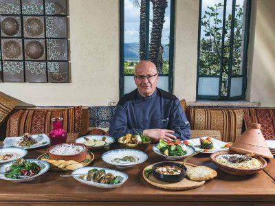 'ארמון סהרה': השף מחלוצי הבישול הערבי גלילי מגיע לעמק