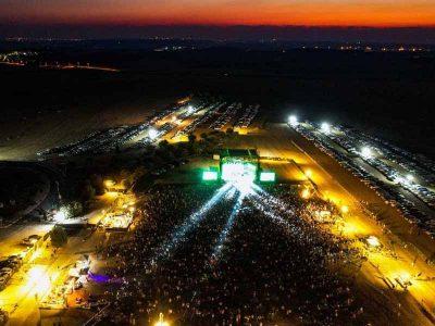 """20,000 משתתפים נהנו בפסטיבל """"סנטרל פארק במגידו"""