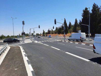 מציל חיים: חברת נתיבי ישראל השלימה פרויקט בטיחותי בצומת היוגב