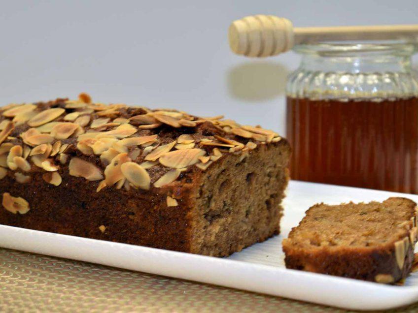 מתכון לקראת ראש השנה: עוגת דבש – ללא גלוטן