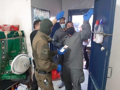 בעקבות הבריחה: אסירי האגף הבטחוני בכלא גלבוע לא ישובו למחוז הצפוני