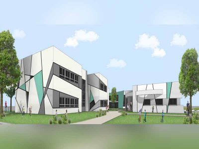 """היסטוריה: החלה בנייתו של בית ספר """"אוהל מאיר"""" החדש בעפולה"""