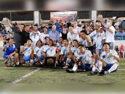 לראשונה: אליפות ארצית בכדורגל לקהילת בני המנשה התקיימה בעפולה