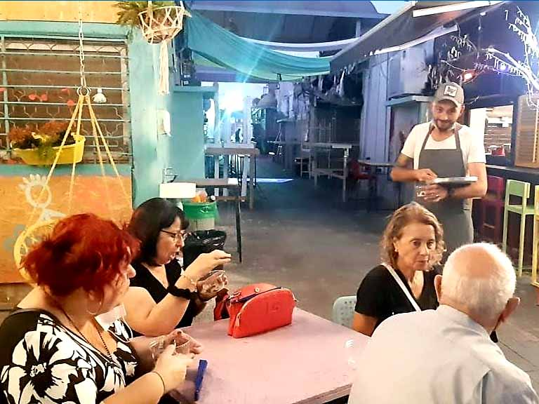 לראשונה סיורים בשוק ביום ובלילה. צילום: עיריית עפולה