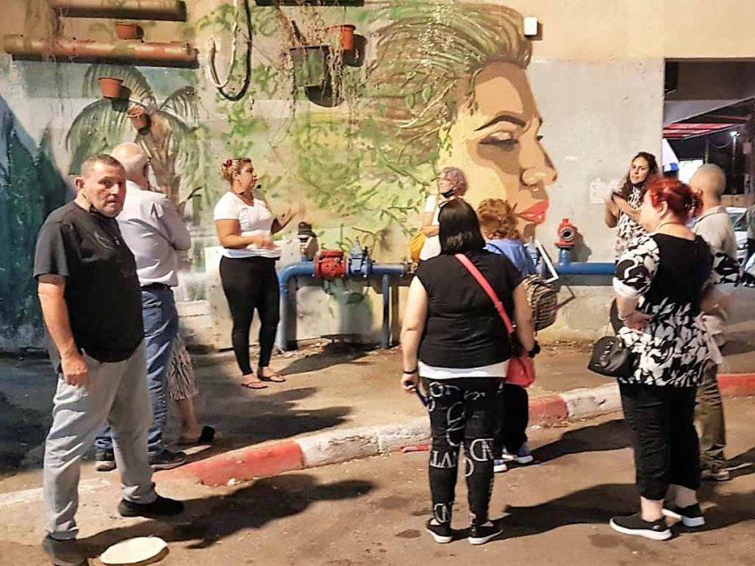 לראשונה סיורי תיירות בשוק הישן בעפולה