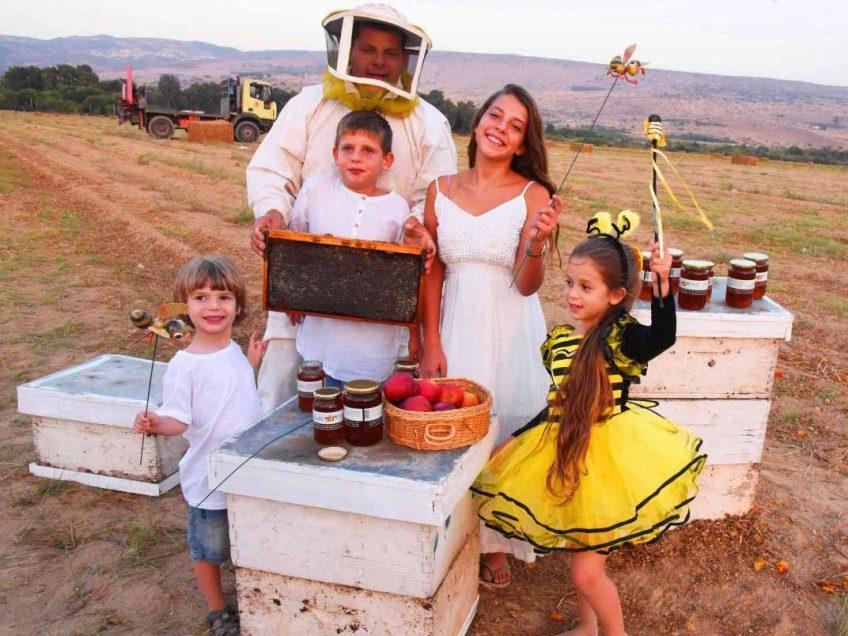 פסטיבל מתוק כדבש