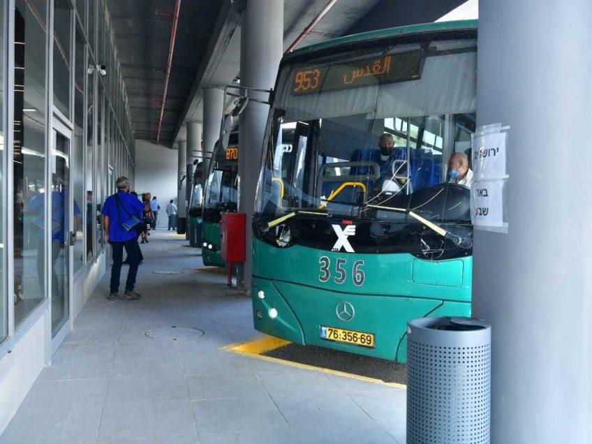 תושבי עפולה תתחדשו: תחנה מרכזית נחנכה היום רשמית