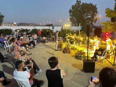 מוסיקה היא השפה של כולנו: מפגש מוזיקלי יוצא דופן במשטרת נהלל ההיסטורית